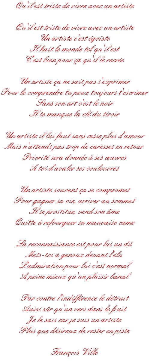 http://francoisville.free.fr/photos/qu%20il%20est%20triste%20de%20vivre%20avec%20un%20artiste%20-%20francois%20ville.jpg